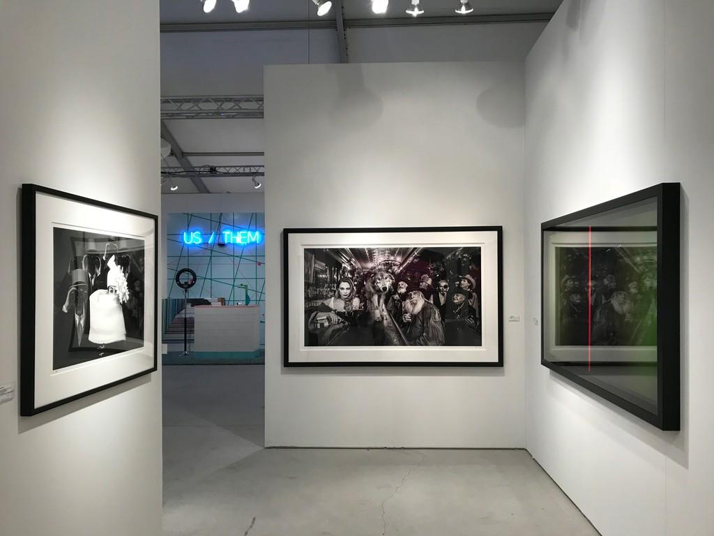 Holden Luntz Gallery, Art Miami 2018 Frank Horvat, David Yarrow, Garry Fabian Miller