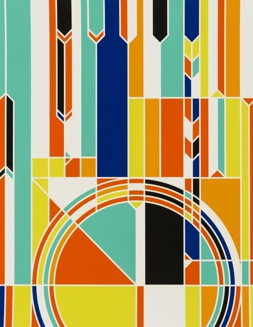 Sarah Morris, 'Big Ben', 2011, Forum Auctions