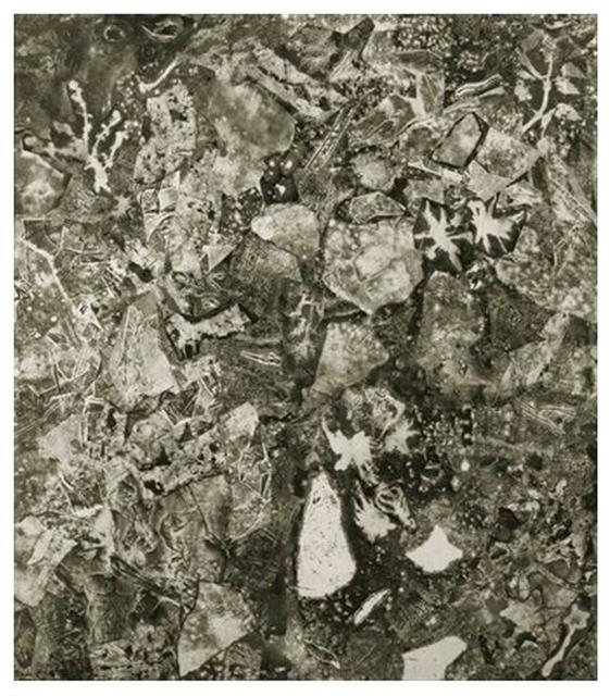 , 'Le sol de la montagne,' 1957, Galerie Thomas