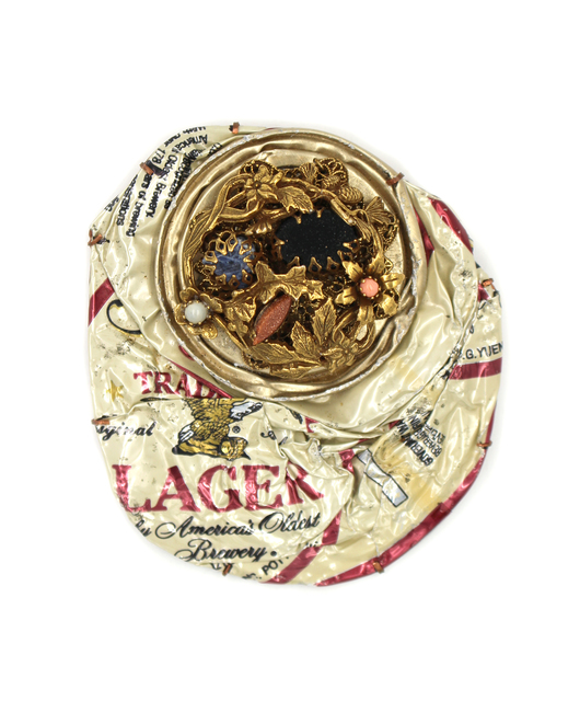 , 'Lager Brooch,' 2017, form & concept