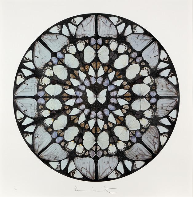 Damien Hirst, 'Psalm Print: Benedictus Dominis', 2009, Gagosian
