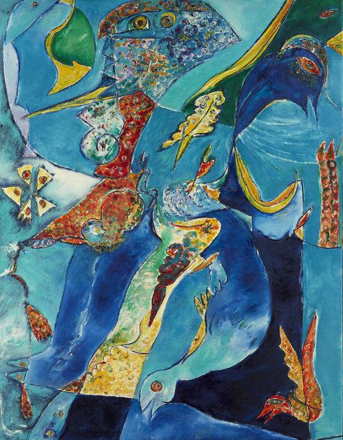 , 'Luftens Akrobater,' 1978, DIE GALERIE