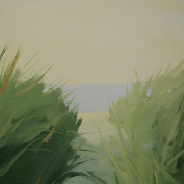 , 'Beach Grass At Dusk,' 2015, Studio 21 Fine Art