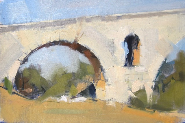 , 'Pont Julian,' 2018, J. Cacciola Gallery