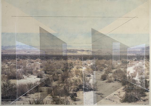 , 'New Land No. 3,' 2017, Klowden Mann