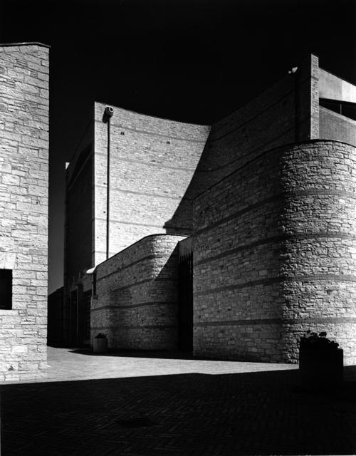 , 'Alexander von Branca: Heilig-Kreuz- Kirche, Weissenburg,' 1964, Museum für Fotografie