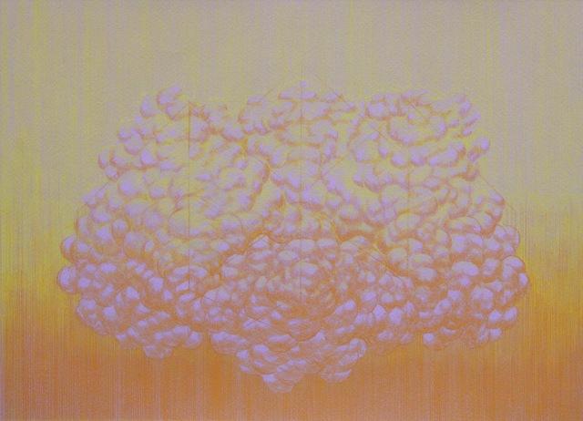 , 'UFO-75,' 2018, Olga Korper Gallery