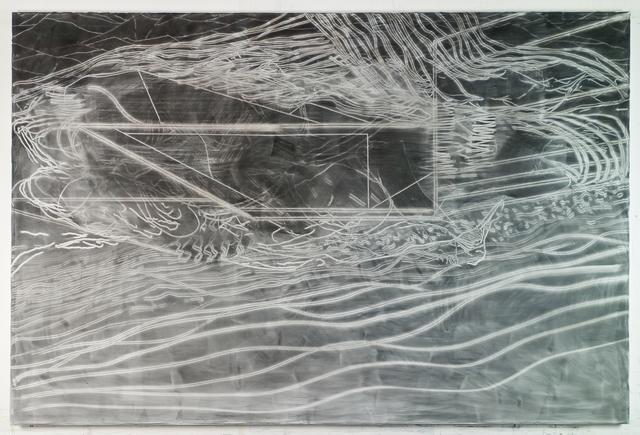 , 'Stricher (6),' 2017, Galerie Krinzinger