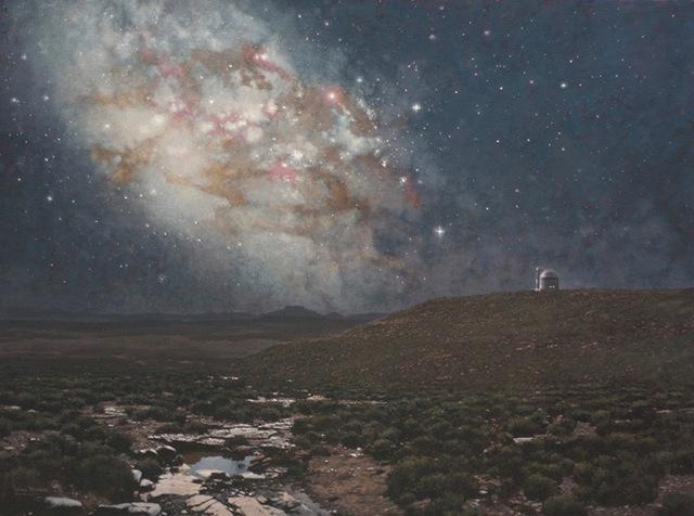 , 'Time and Us,' 2016, Alan Kluckow Fine Art