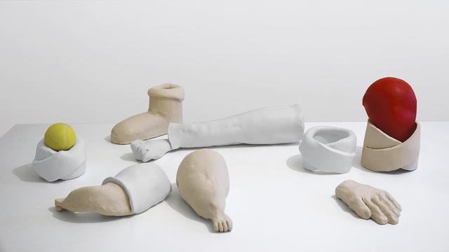 , 'Congelados,' 2017, Instituto de Visión