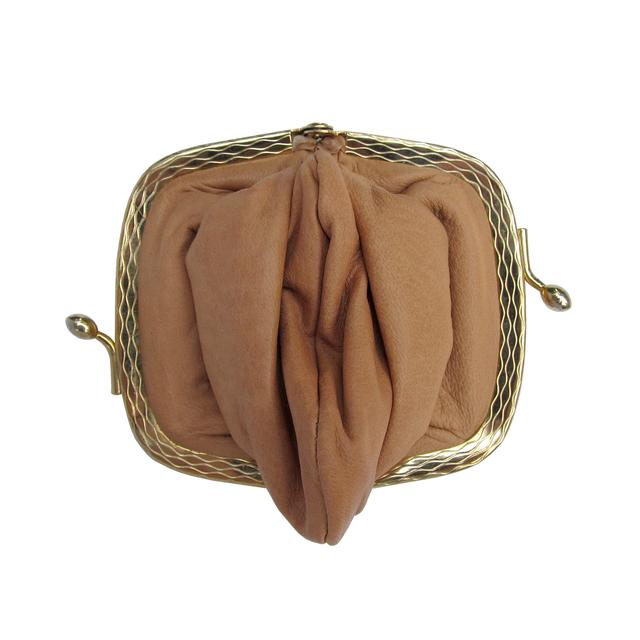 Suzanna Scott, 'Coin Cunt XVIII', 2018, Sculpture, Kisslock coin purses, thread, Paradigm Gallery + Studio