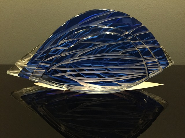 , 'Blue Leaf,' 2018, Beatriz Esguerra Art