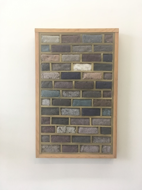 , 'Little Lint Wall,' 2013-2014, Amos Eno Gallery