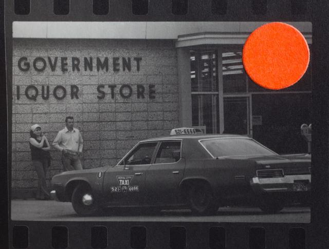 , 'Liquor Store,' 1973-2015, Monte Clark Gallery