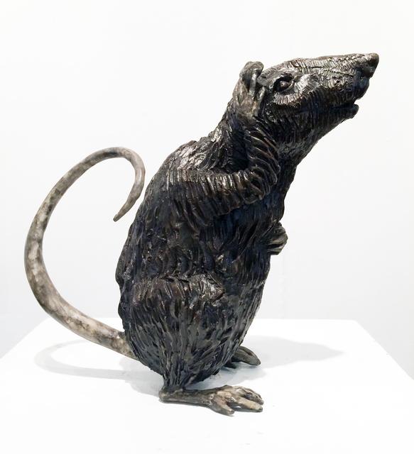 , 'Rattenfänger: Rat,' 2015, BoxHeart