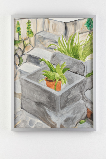 , 'Loved an image (19th April) - Stone pot,' 2017, Galerie Fons Welters