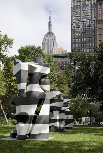 , 'Marker III,' 2009, Madison Square Park