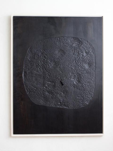 , 'Black Painting,' 2017, Patrick Parrish Gallery