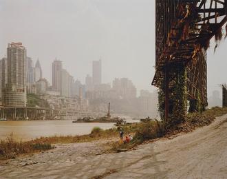 Nadav Kander, 'Chongqing II, Chongqing Municipality from Yangtze, The Long River,' 2006, Phillips: Photographs (November 2016)