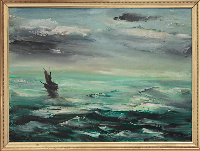 Maurice de Vlaminck, 'Marine', 1876-1958, Queen Fine Arts