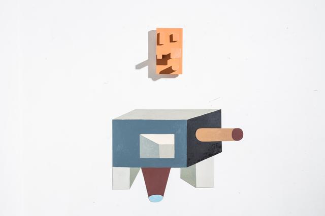 Nathalie Du Pasquier, 'Kit Nº7,' 2014-2015, Chamber