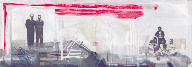 , 'Overcoming 19, Diptych,' , Gara Perun Gallery
