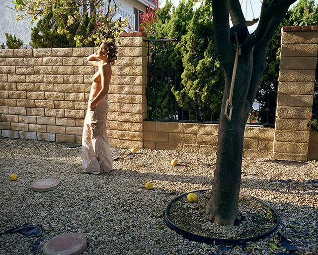 , 'Woman in Garden, Mission Hills,' 1999, Pace/MacGill Gallery