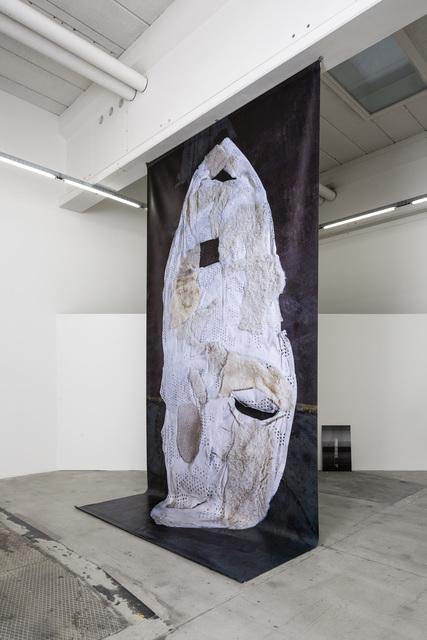 , 'Snow Camouflage,' 2014, Galleri Nicolai Wallner