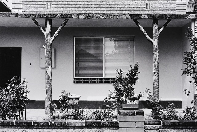 , 'Customized House-front 3,' 1975, Charles Nodrum Gallery
