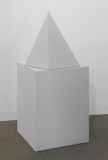 , 'Untitled,' 1985, Galleria Massimo Minini