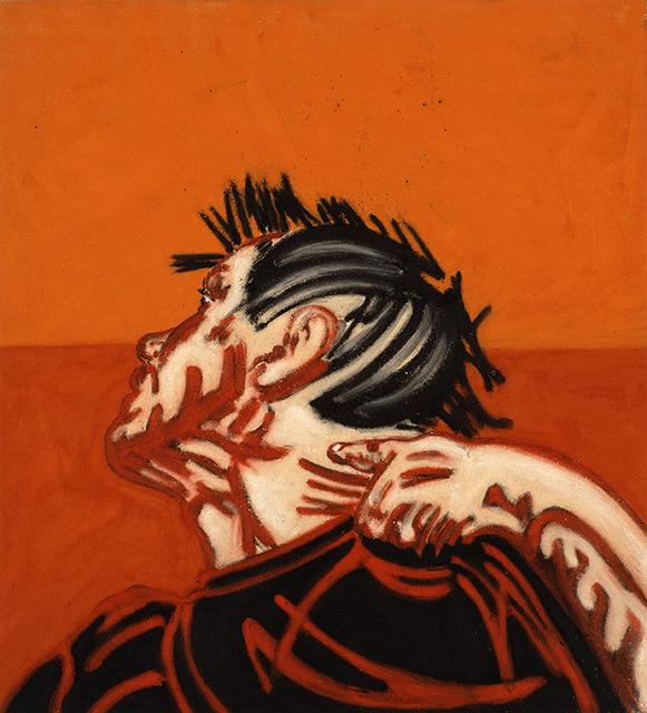 , 'Self Portrait Neck (PC885),' 1988, Ben Brown Fine Arts