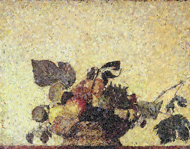 , 'Still Life with a Bouquet of Fruits, after Caravaggio,' 2006, Gary Tatintsian Gallery