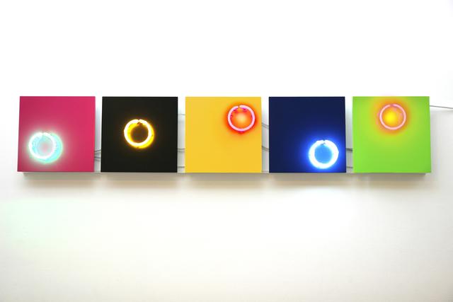 , 'Colour Theory,' 2014, Parasol unit foundation for contemporary art
