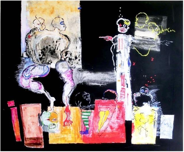 , 'Amour et jalousie,' 2012, In Situ - Fabienne Leclerc