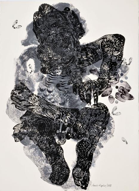 , 'Sea Gods,' 2013, Anna Laudel
