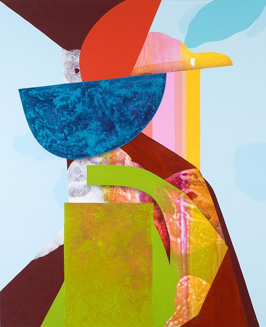 , 'Four Dreams in An Empty Room,' 2013, Helen Frankenthaler Foundation