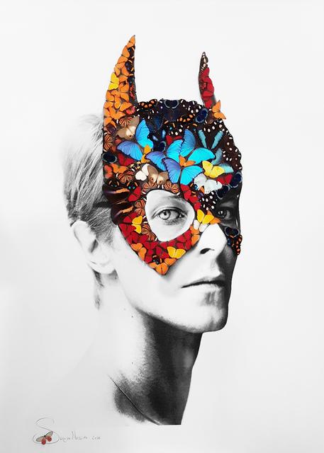 , 'David Bowie,' 2016, Eden Fine Art