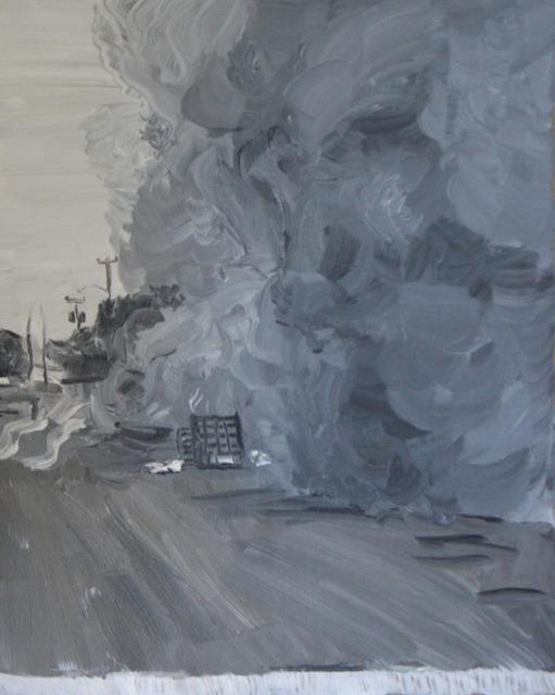 , 'Polvorines,' 2017, Carmen Araujo Arte