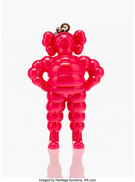 KAWS, 'Chum (Pink),keychain', Heritage Auctions