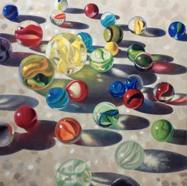 , 'Roller Derby,' 2019, A Gallery