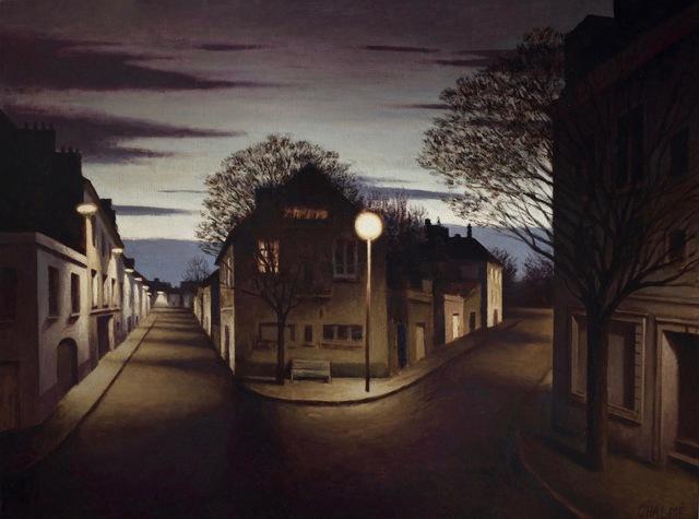 , 'Au point de la nuit,' , Hugo Galerie