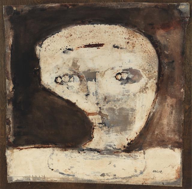 , 'Untitled,' ca. 1960, Corbett vs. Dempsey