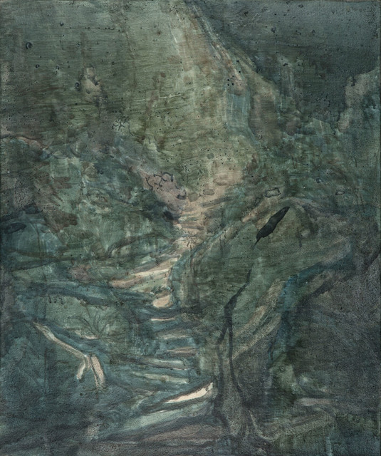 , 'To the Luo Tai Stream in Summer (1)  ,' 2014, Aye Gallery