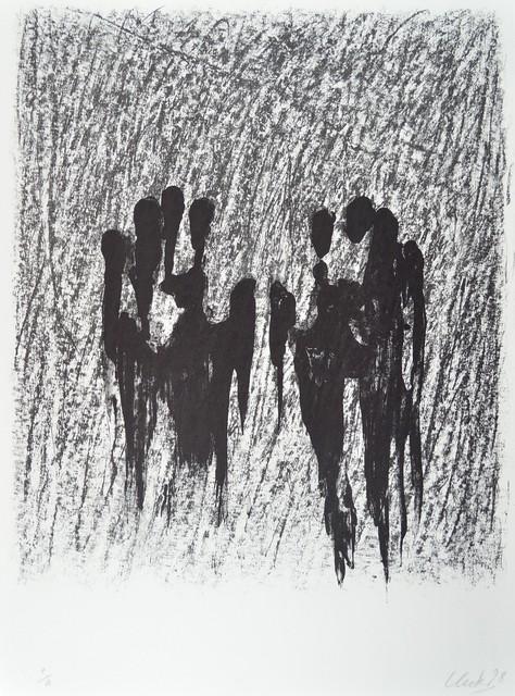 Günther Uecker, 'Waldshut', 1990-2000, ARTEDIO