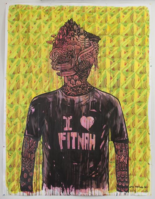 , 'I Love Fitnah,' 2014, Arario Gallery