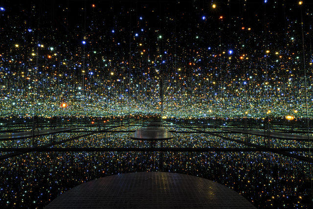 , 'Infinity Mirrored Room – The Souls of Millions of Light Years Away,' 2013, Garage Museum of Contemporary Art