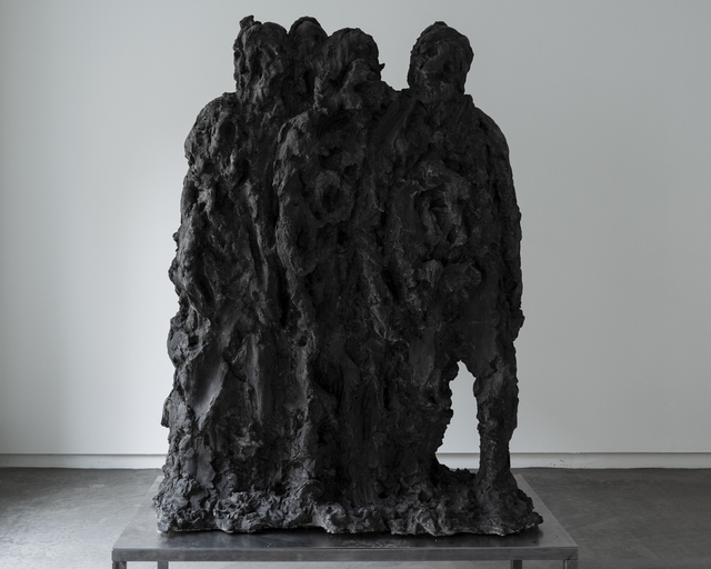 , 'The Newly Arrived,' 2018, Hans Alf Gallery