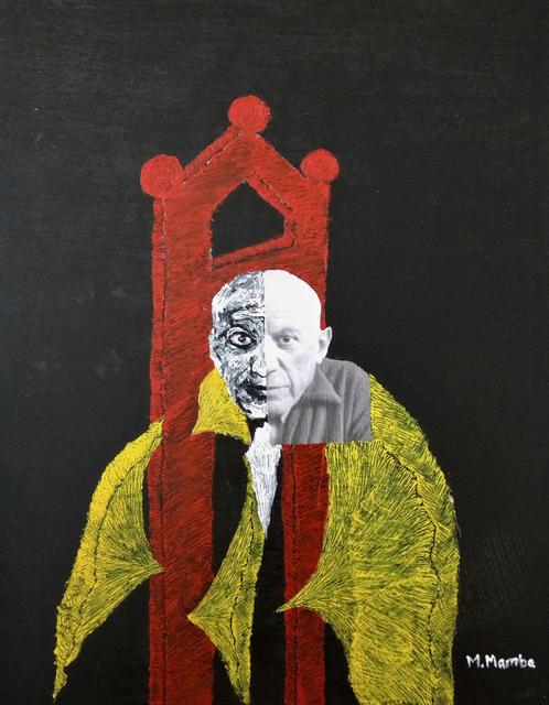 Mesuli Mamba, 'The Throne', 2019, Yebo Art Gallery