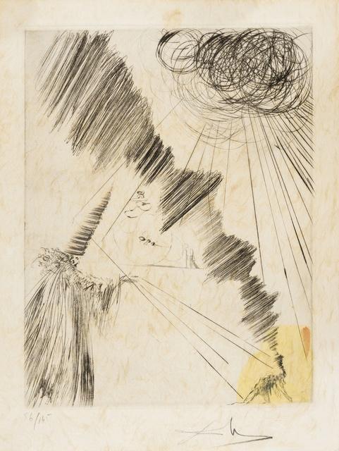 Salvador Dalí, 'Femme au clown (Field 69-1E; M&L 302k)', 1968/1969, Forum Auctions