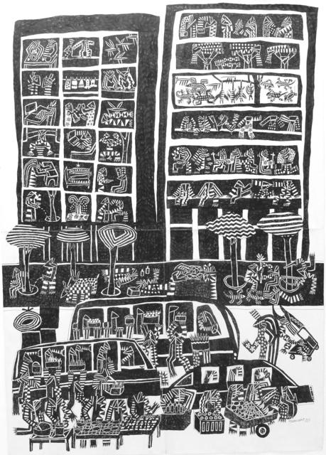 , 'Guerra Popular,' 2013, Galeria 111